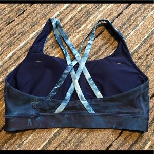 Lululemon Strappy Sports Bra